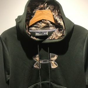 46ac408b13d Under Armour Shirts - Under Armour Storm Real Realtree Max-5 Sweatshirt